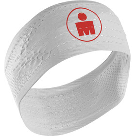 Compressport On/Off - Couvre-chef - Ironman Edition blanc